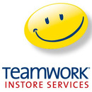 Logo Teamwork Instore Services GmbH in Ludwigsburg